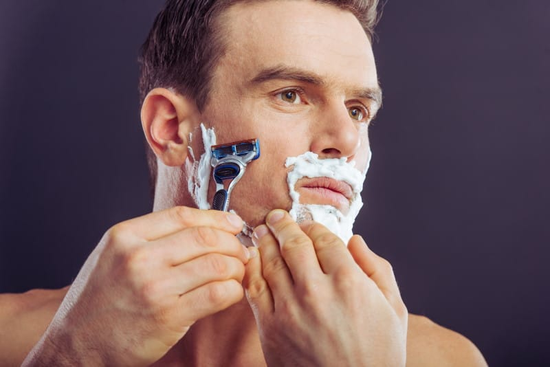 What Is the Aftercare For a Wet Shave
