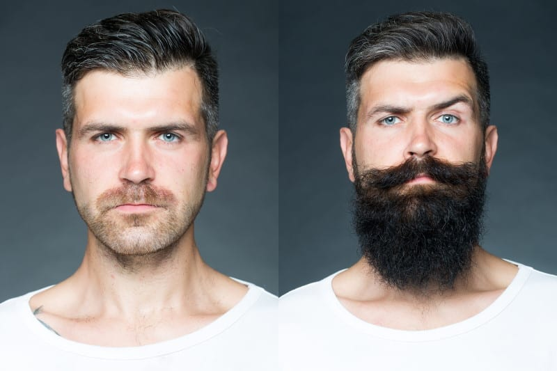 Should Your Beard Cover Your Upper Lip