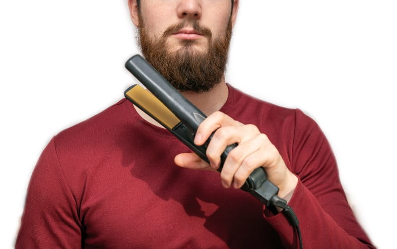 Is Heat Bad For Your Beard Hair